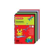 HERLITZ 20x30 cm-es fényes papír 10 lap/csomag (blokk)