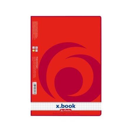 HERLITZ négyzethálós gyűrűskönyv betét - A/4 100db
