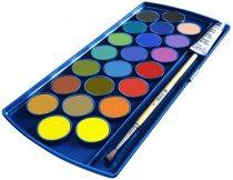 PELIKAN 21+1 színű vízfesték készlet