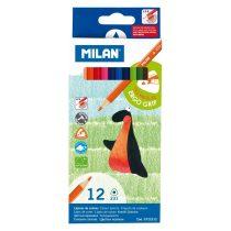 MILAN 231 színes ceruza 12 db-os készletben