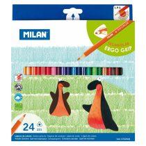 MILAN 231 színes ceruza 24 db-os készletben