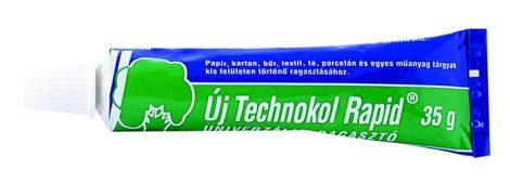 TECHNOKOL Rapid (zöld) folyékony ragasztó 35 g