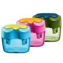 HERLITZ Design duplahegyező vegyes színekben