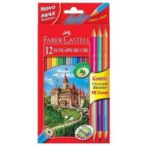 FABER-CASTELL 15 db-os színes ceruza készlet (18 szín)