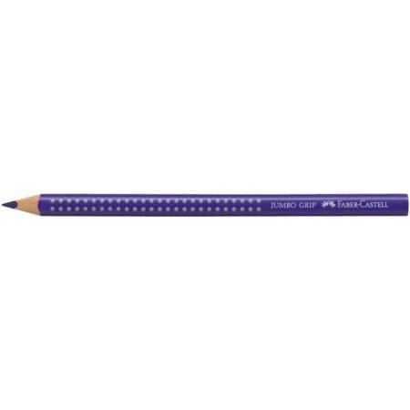FABER-CASTELL színes ceruza GRIP 2001 - JUMBO KIRÁLYKÉK