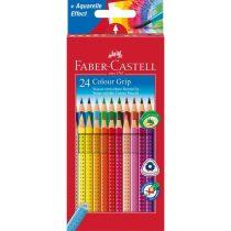 FABER-CASTELL GRIP 2001 24 db-os színes ceruza készlet