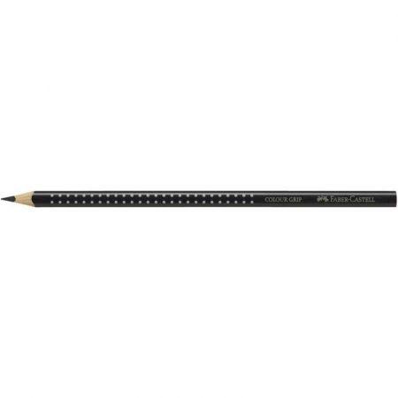FABER-CASTELL színes ceruza GRIP 2001 - FEKETE
