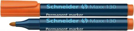 """SCHNEIDER """"Maxx 130"""" narancssárga színű alkoholos marker / alkoholos filc"""