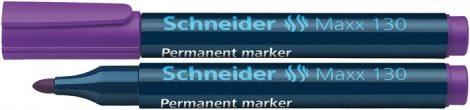 "SCHNEIDER ""Maxx 130"" lila színű alkoholos marker / alkoholos filc"