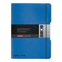 HERLITZ my.book flex füzet Color Blocking baltic blue A/4