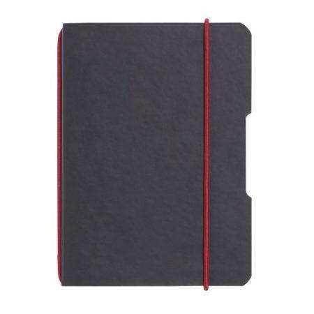 HERLITZ my.book flex füzet Bőrhatású fekete A/4