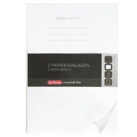 HERLITZ my.book flex füzet négyzethálós betét A/4