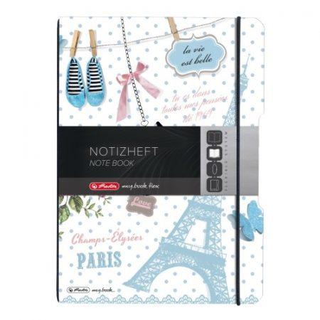 HERLITZ my.book flex füzet Paris A/4