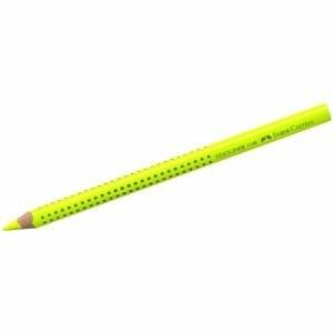 FABER-CASTELL Szövegkiemelő ceruza GRIP Neon Textliner - Sárga