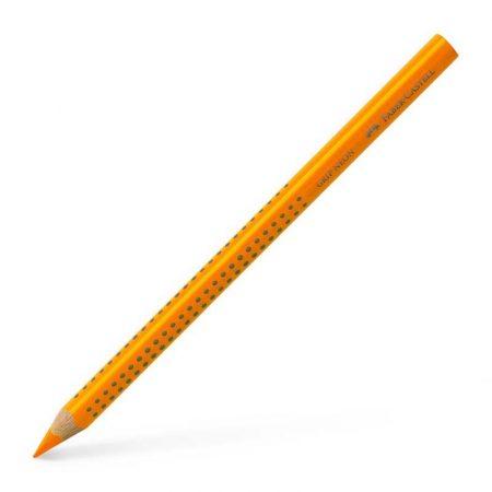 FABER-CASTELL Szövegkiemelő ceruza GRIP Neon Textliner - Narancs