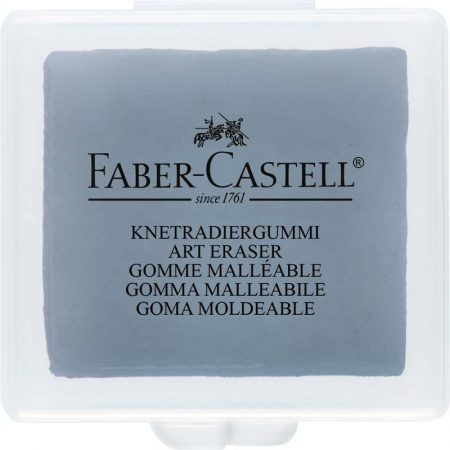 FABER-CASTELL gyurmaradír - SZÜRKE