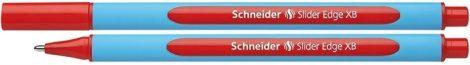 """SCHNEIDER """"Slider Edge XB"""" piros golyóstoll"""