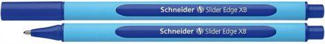 """SCHNEIDER """"Slider Edge XB"""" kék golyóstoll"""