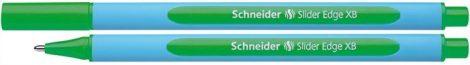 """SCHNEIDER """"Slider Edge XB"""" zöld golyóstoll"""