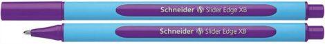 "SCHNEIDER ""Slider Edge XB"" lila golyóstoll"