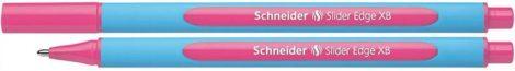 """SCHNEIDER """"Slider Edge XB"""" rózsaszín golyóstoll"""