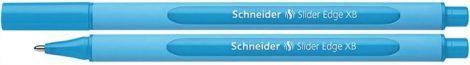 """SCHNEIDER """"Slider Edge XB"""" világoskék golyóstoll"""