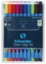 """SCHNEIDER """"Slider Edge XB"""" 10 db-os golyóstoll készlet - vegyes színek"""
