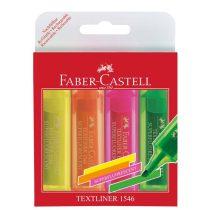 FABER-CASTELL 4 db-os szövegkiemelő szett