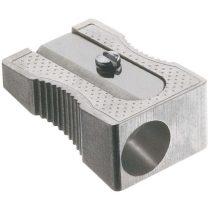FABER-CASTELL hegyező - 1 lyukú fém