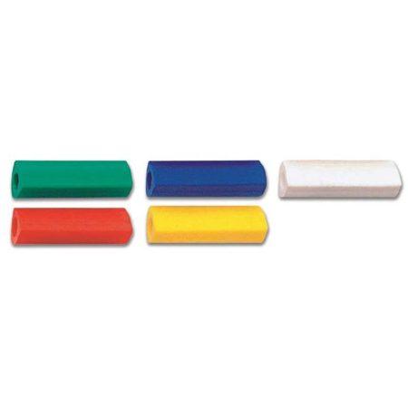 FABER-CASTELL ceruzafogó + radír egyben, 5 db-os szett