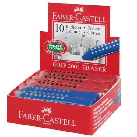 FABER-CASTELL radír - GRIP 2001 színes
