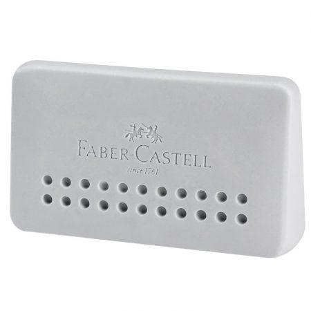 FABER-CASTELL Grip 2001 Edge radír - SZÜRKE