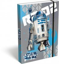LIZZY CARD Star Wars Heroes Droids füzetbox A/5