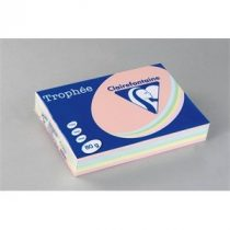 CLAIREFONTAINE színes fénymásolópapír vegyes színekben - 20 db/csomag