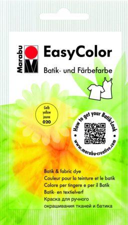 MARABU Easy Color sárga batikoló- és kézi textil festék 25 g - 020
