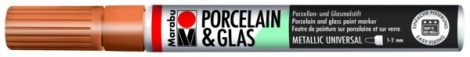 MARABU Porcelain & Glas réz porcelánfilc / üvegfilc - 087