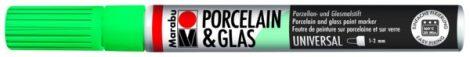 MARABU Porcelain & Glas mentazöld porcelánfilc / üvegfilc - 153