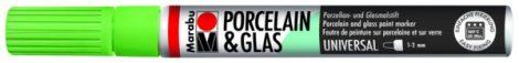 MARABU Porcelain & Glas almazöld porcelánfilc / üvegfilc - 158