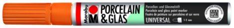 MARABU Porcelain & Glas mandarin porcelánfilc / üvegfilc - 225