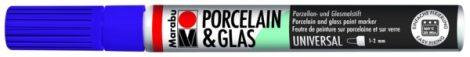 MARABU Porcelain & Glas ibolya porcelánfilc / üvegfilc - 251