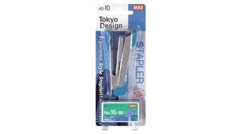 MAX HD-10K K tűzőgép - kék