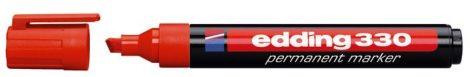 EDDING 330 alkoholos marker - PIROS