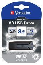 VERBATIM V3 8GB USB 3.0 pendrive