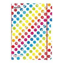 HERLITZ my.book flex füzet Smiley Rainbow A/4