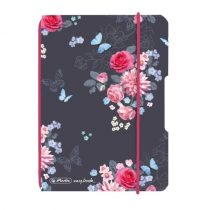 HERLITZ my.book flex füzet Ladylike Flower A/6