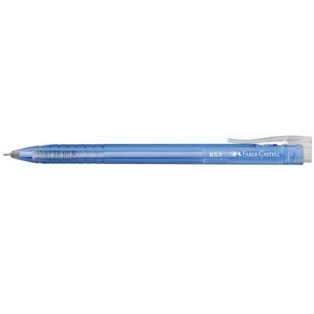 FABER-CASTELL RX-5 golyóstoll - kék