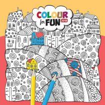 REALSYSTEM 6097-CF Colour for fun kreatív lemeznaptár 2018.