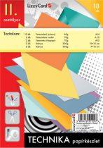 LIZZYCARD Technika papírkészlet 2. osztály