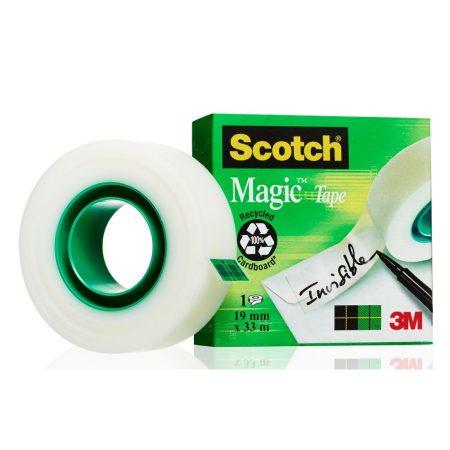 3M Scotch Magic Tape 810 19 mm x 33 m ragasztószalag