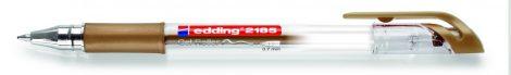 EDDING 2185 zselés toll - vörösréz